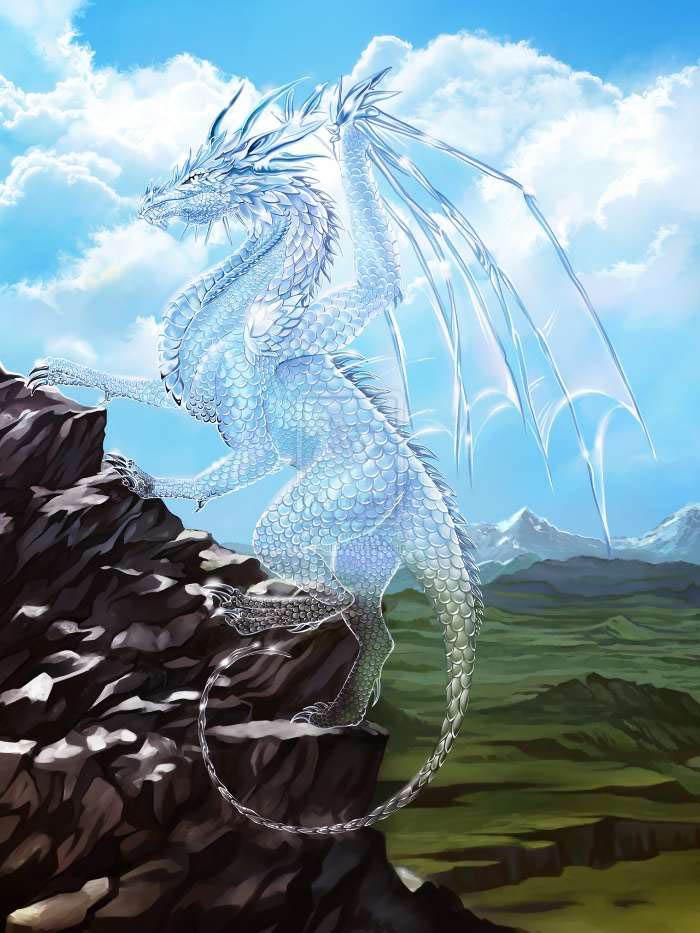 серебряные драконы картинки красивые только вот губами